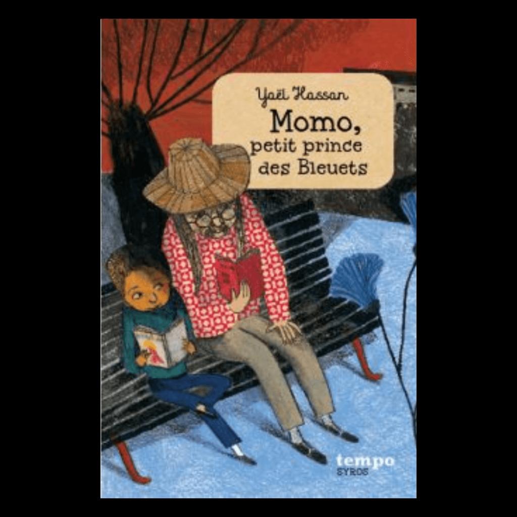 Momo, petit prince des bleuets Joëlle BoucherMomo, petit prince des bleuets - Joëlle Boucher